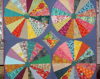 On A Roll Quilt Pattern