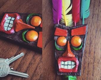 Aku Aku Crash Bandicoot
