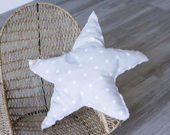 "2ND SALE! Cushion ""star"" specks"