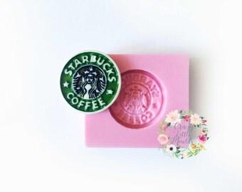 Starbucks Coffee Logo Silicone Mould