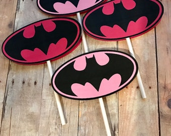 static pink batman - photo #25