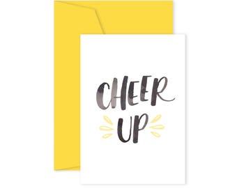 Cheer Up - Card
