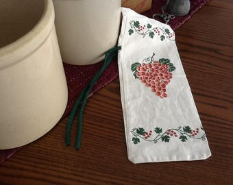 Cloth Wine Gift Bag