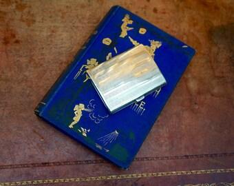 Silver Cigarette case – 1926 Henry Williamson Ltd London