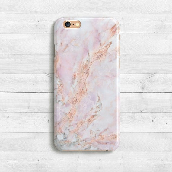 Light Rose Case Marble Iphone 7 Case Iphone Se Rose Iphone 7