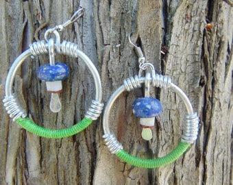 Etnic earrings