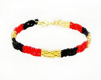 Bracelet Germany - soccer Euro Cup 2018 - merchandise (BS-1304)