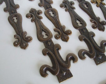 Art Deco//Gothic //Arts and Crafts Door Sconces//Door Furniture//Fancy Hinges//Gothic Door//Arts and Crafts door furniture