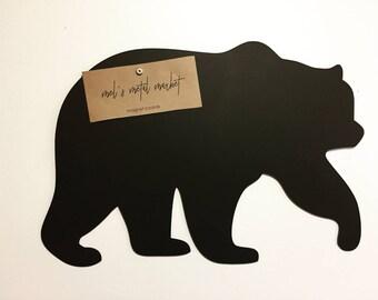 Magnetic Bear bulletin board