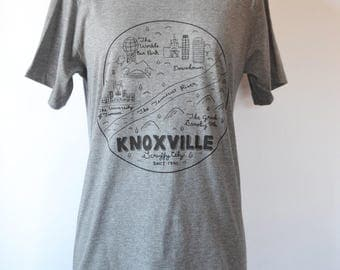 Knoxville T-Shirt - SMALL