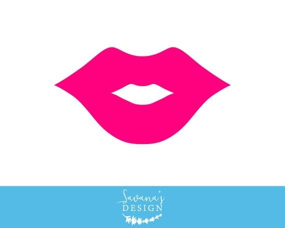 lips svg lips clipart lips logo kiss svg muah snog