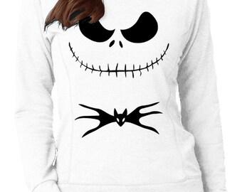 The Nightmare Before Christmas: Jack Skellington Movie Women's Sweatshirt