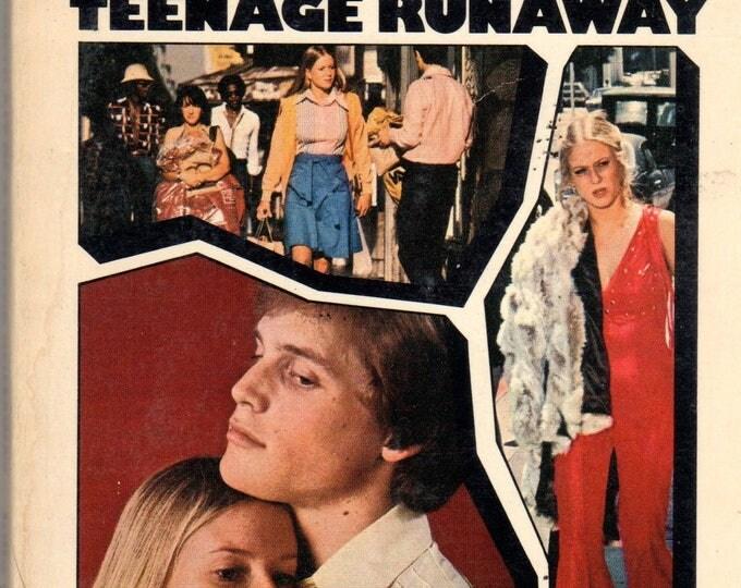 DAWN Portrait of a Teenage Runaway Book 1976 Ballantine Books Eve Plumb