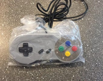 Brand New Super Nintendo Controller For SNES Entertainment System Console  *Always FAST Shipping*