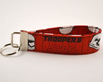 Red Star Wars, Storm troopers Keychain