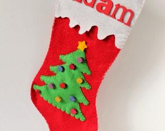 Befana stocking