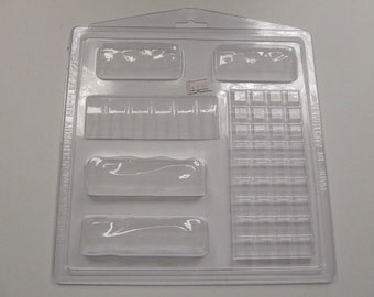 Chocolate Bar Soap Mould