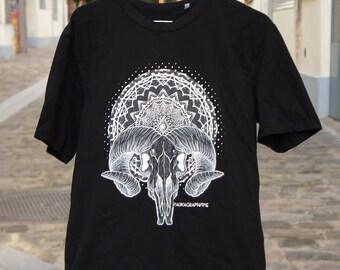 Beelzebub Mandala - man T-shirt