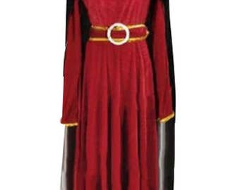Rapunzel Tangled Princess witch Mother Gothel Cosplay Costumes