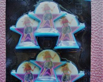 Cupcake & Cake Toppers - Hannah Montana