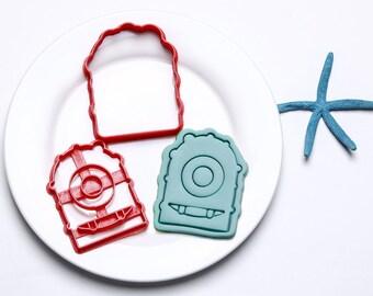 Items Similar To Boy Yo Gabba Gabba Toilet Targets On Etsy