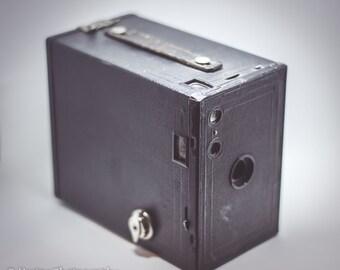 Vintage Kodak Brownie No. 2 Camera
