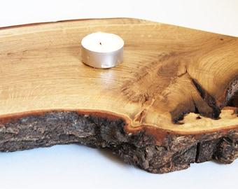 Tray mats Dekobrett solid oak