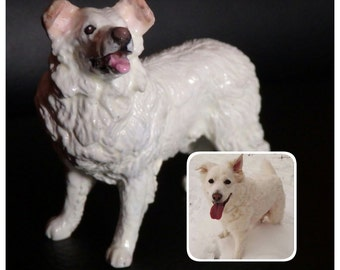 Custom Painted Figurine - Pets