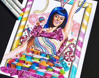 Candyfornia Dreams (katy perry)