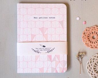 "Pocket notebook ""geometry"""