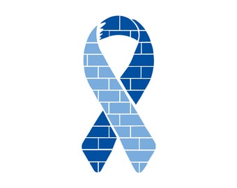 Castleman Support Ribbon | Rare Disease Ribbon | Castleman | iMCD | Multicentric Castleman | Unicentric Castleman | Support Ribbon