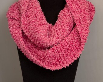 Scarf snood 2 items in one