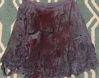 Zombie Halloween Costume, Walking Dead Costume, Halloween Costume, Horror, Halloween, Zombie Skirt