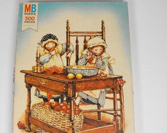 Vintage Holly Hobbie Puzzle     (954)
