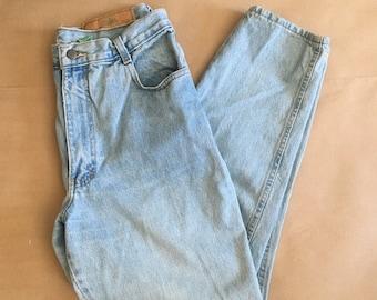 Women's Vintage Gitano Light Wash Jeans