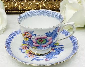 1930's Royal Albert teacup and saucer.