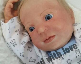 Reborn Custom Made to order Blaze newborn baby doll