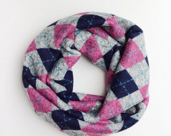 Infinity scarf or Baby tube scarf  toddler girl scarf baby scarf baby girls infinity scarf girl infinity scarf warm scarf for winter