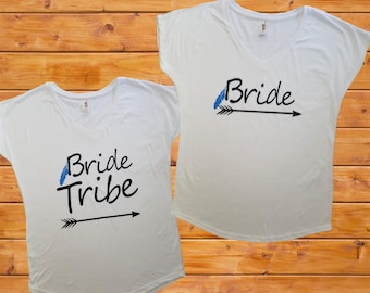 Bride and Tribe