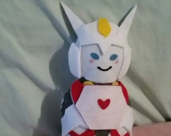 Transformers MTMTE Drift Felt Plush