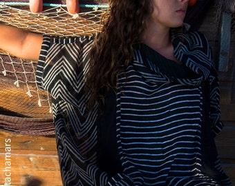 Cotton tunic / beach dress