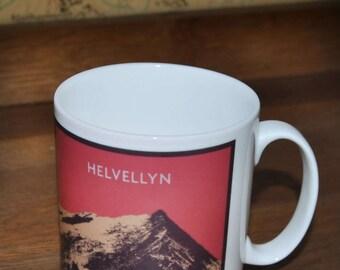 Helvellyn Bone China Mug