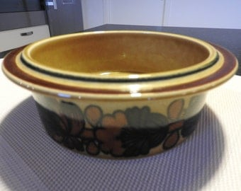 Arabia Finland, OTSO, serving bowl, designed by Raija Uosikkinen