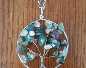 Fany Jasper Tree of Life