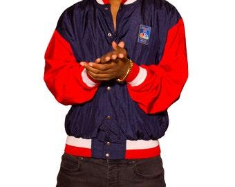 Vintage NBC 1996 Atlanta Olympics Jacket