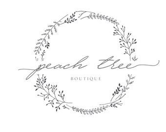 Premade Logo, Feminine logo ,  Logo Design, Brand Design, Business Logo, photography logo, boutique logo, logo design, rustic logo