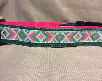 1.5 inch adjustable collar.