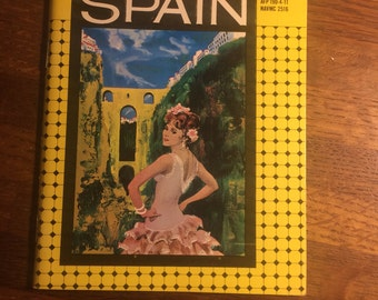 A pocket guide to Spain DoD-16A