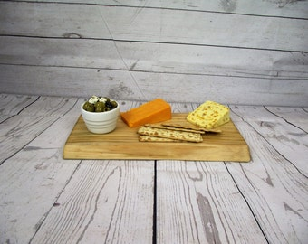Wooden Serving Board - Wood Chopping Board - Chopping Board - Cheese Board - Serving Board -Tray - Anniversary