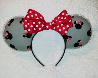 Minnie Boutique Mickey Ears
